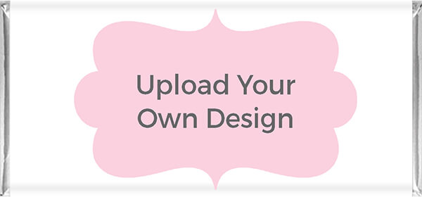 Upload Your Own Design Chocolate Bars