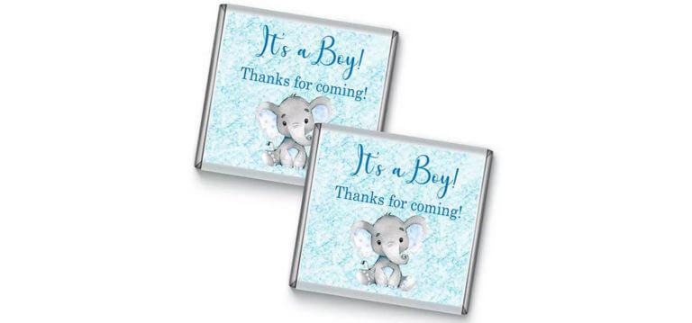 Baby Elephant Petite Chocolates