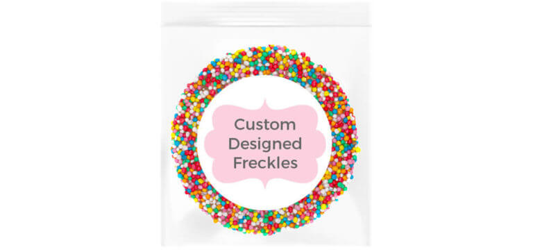 Custom Designed Personalised Giant Freckle