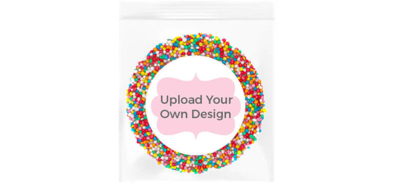 Upload Your Own Design Personalised Giant Freckle