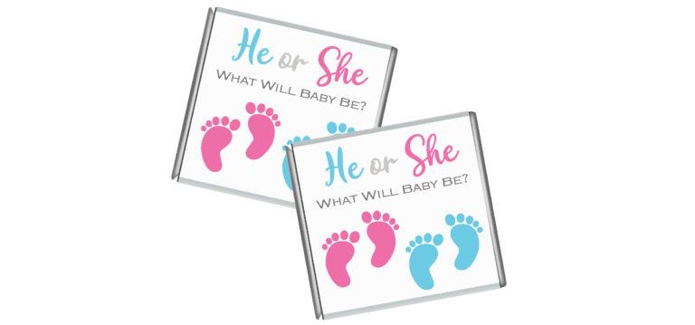 Baby Feet Petite Chocolates
